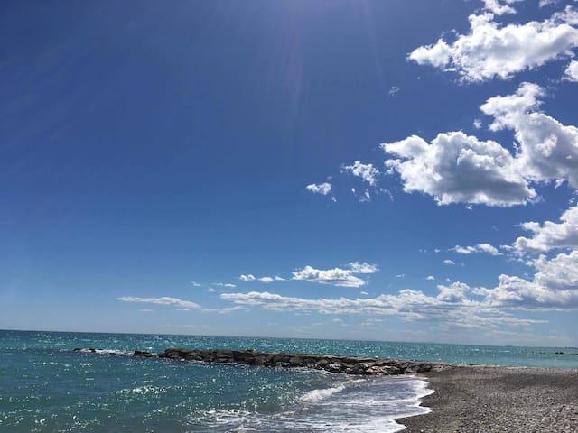 Apartamento primera línea de playa en Nules. - Platja de Nules - Appartamento