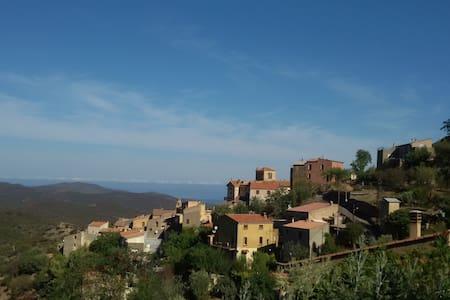 maison familiale entre mer et montagne - Campitello - Σπίτι