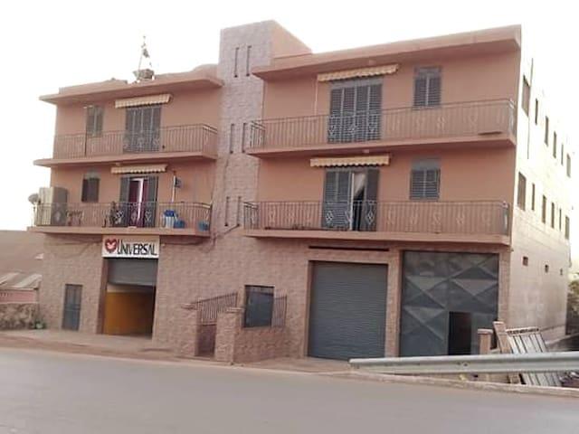 Apartamento céntrico en Bissau