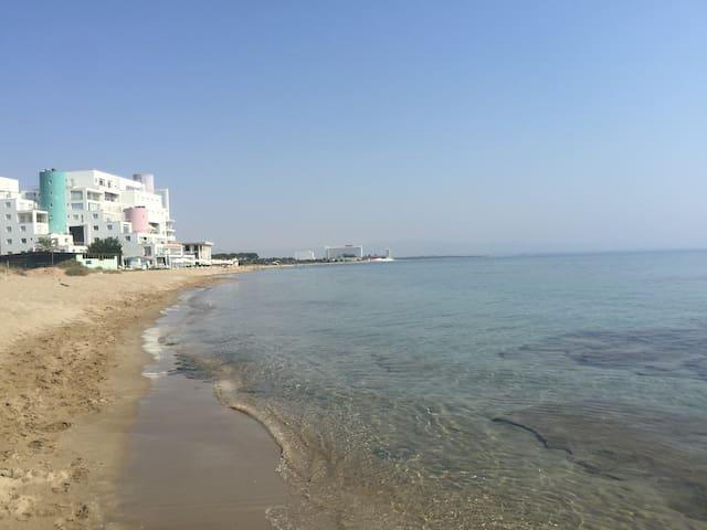 VENUS BEACH FAMAGUSTA - Salamis, famagusta - Apartament