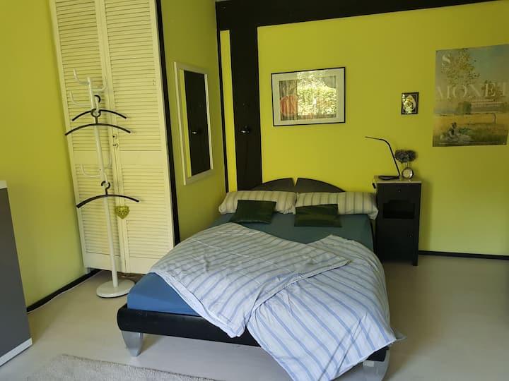 Gemütliches 1 Zimmerappartment mit Miniküche u.Bad