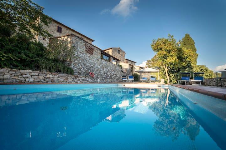 Appartamento Collelungo - Castellina in Chianti - Appartement