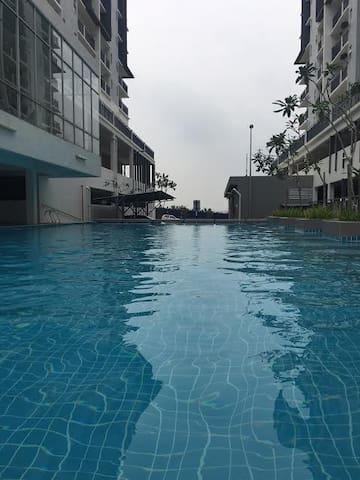 Homestay Bangi UKM-Putrajaya - Kajang - Condo