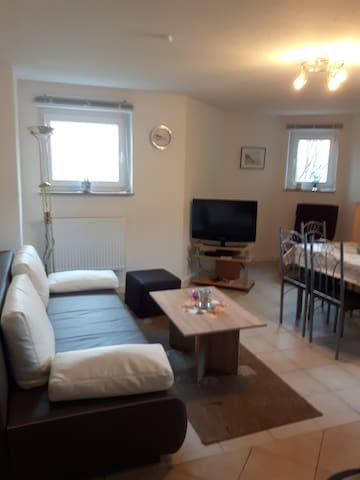 2 Zimmer Ferienwohnung 40 qm - Niestetal - Apartment