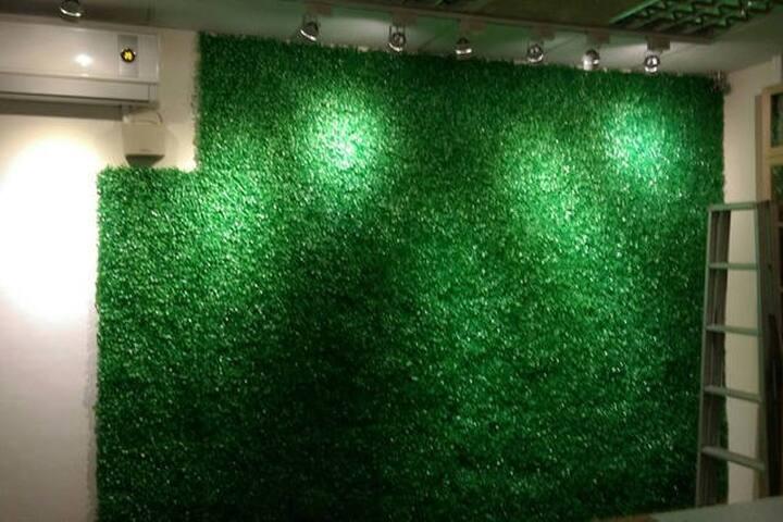 創意樹 Creative Tree-城市中碩果僅存的綠色天地 - 內湖區 - Apartmen