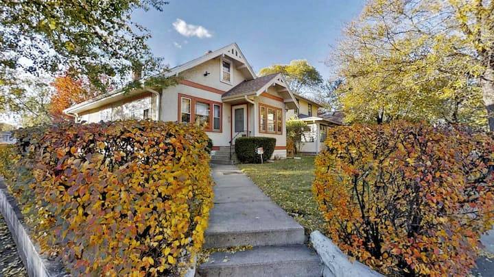 MINNESTAY *Longfellow Chic ★ Minnehaha Creek ★ Local Attractions ★ Close to Mississippi River