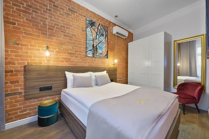 Krzywa Kamienica - Apartament 6 z balkonem
