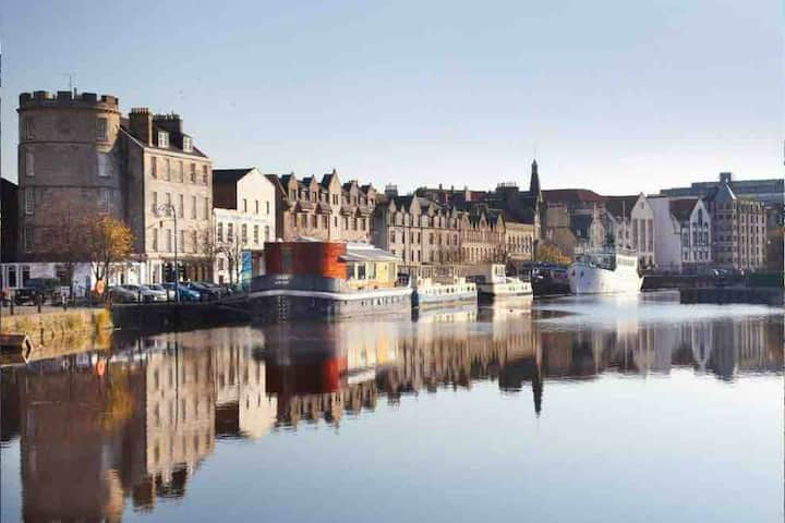 Cosy flat on the Port of Leith