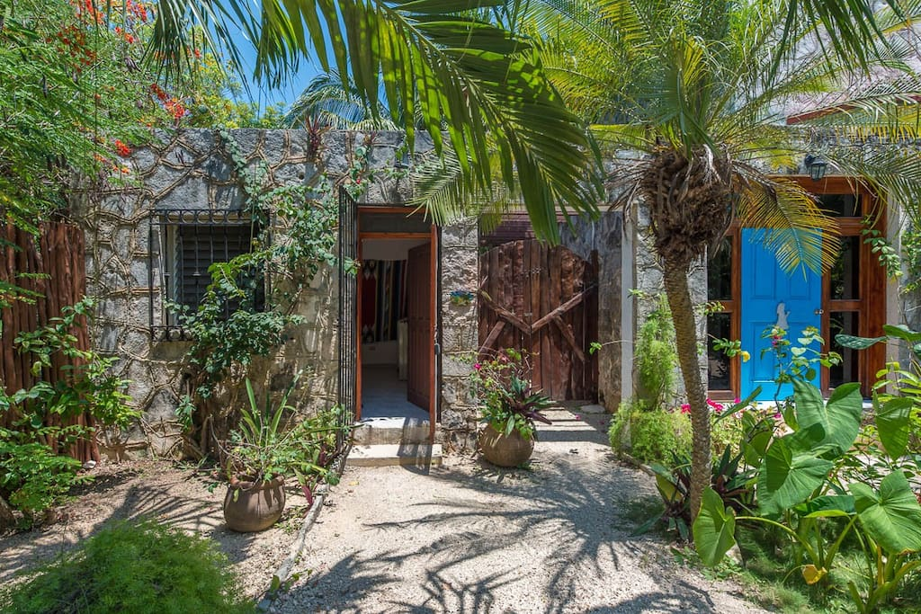 The Incredible Villa Milagro Houses For Rent In Akumal