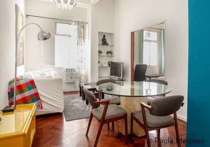 Nice 2bdr apartment in Buenos Aires