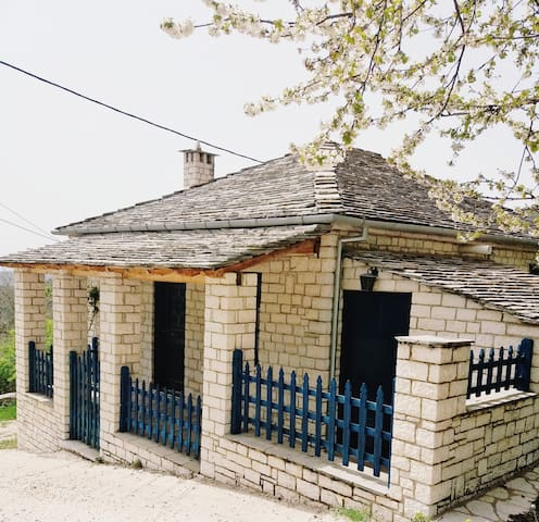 Cozy picturesque house in Ano Pedina, Zagori
