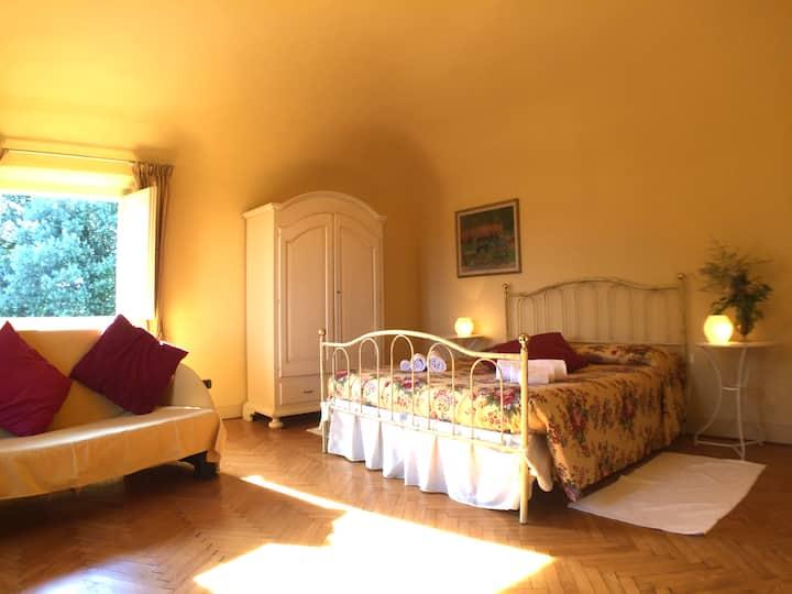 Villa Pieve de' Pitti - camera DALIA