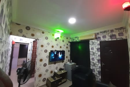 Dinero Cozy Apartment - Surulere.