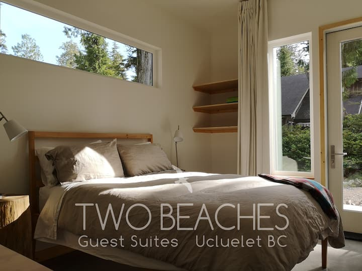 Two Beaches   Tranquil Boutique Suite   EV charger
