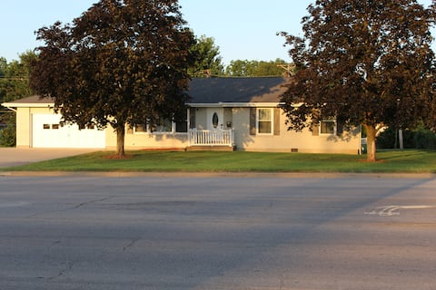 Great family home, near State Fair