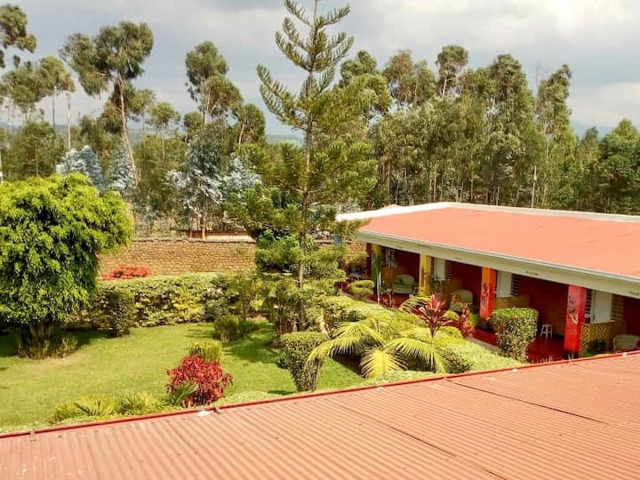 Isange Paradise Resort Musanze