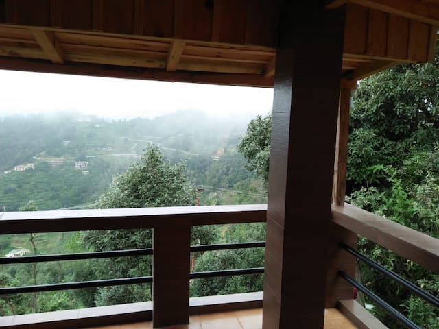 Mrigashirsha,Nakshatra Cottages,Mukteshwar(UK)