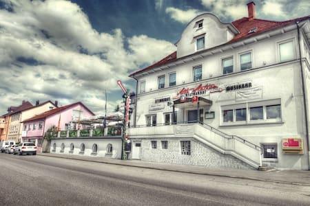 Vierbettzimmer - Rechberghausen - Haus