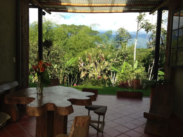 Charming coffee region farm escape  - Arménia - Casa