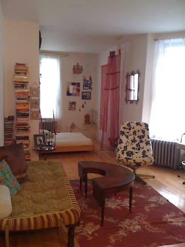 Very cute quiet Studio in chelsea