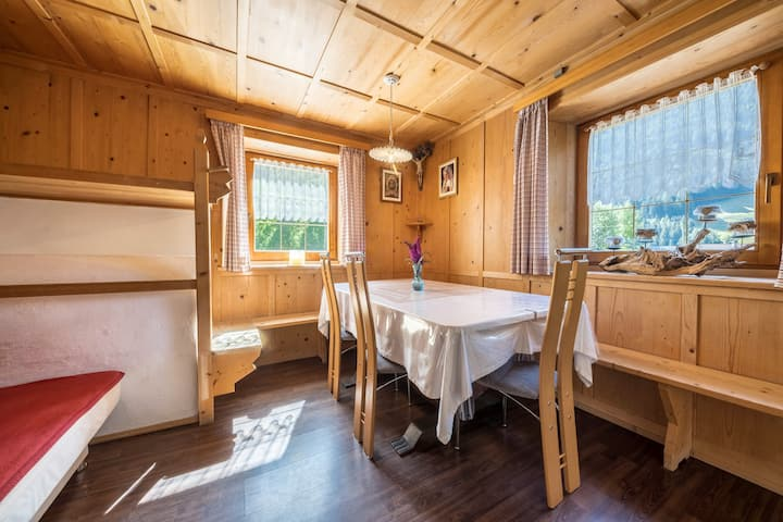 "Beautiful Holiday Home ""Ferienhaus in der Blaiche""  with Mountain View, Wi-Fi, Balcony, Garden, Terrace & Sauna; Parking Available"