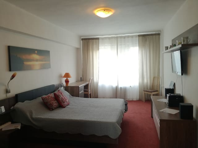Fantastic accommodation in the center of Ostrava
