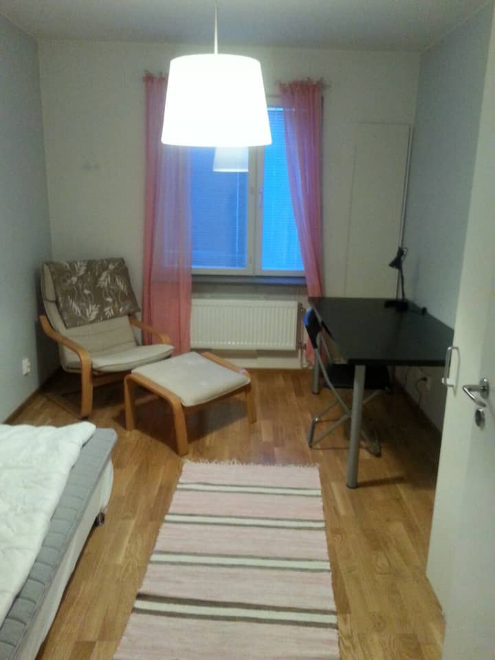 Nice & confortable room new apartme