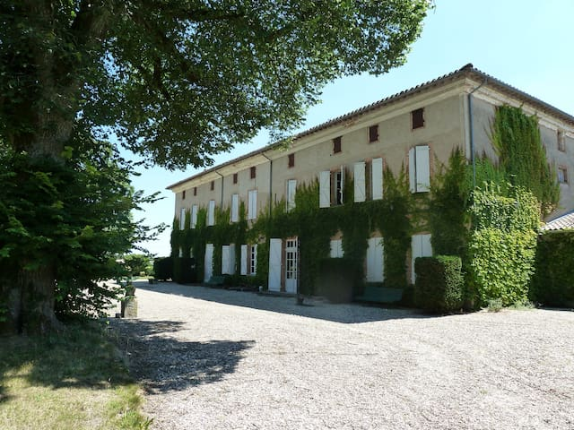 PHARAMOND chambre d'hôtes - Villemur-sur-Tarn - Wikt i opierunek