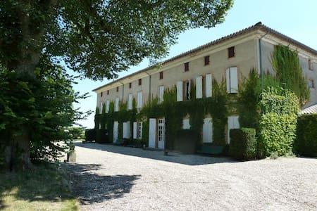 PHARAMOND chambre d'hôtes - Villemur-sur-Tarn - Bed & Breakfast