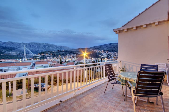 Dubrovnik, apartment Kalipso-1B
