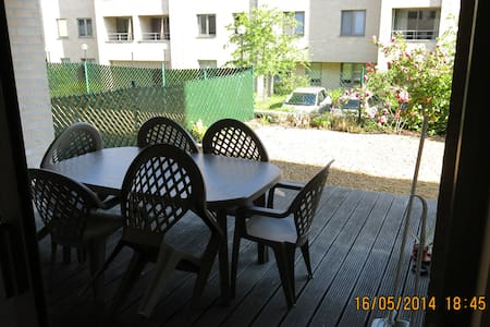 Fully furnished 2 bedroom apartment - Wohnung
