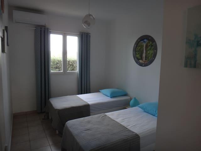Saint-françois confortable logement bord de mer