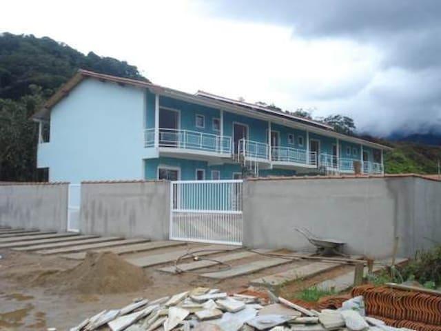 Apartamento na Praia de Maranduba Ubatuba - Maranduba - Condominium