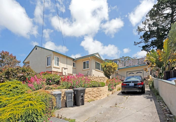 3 bed 2 bath in Half Moon Bay/ El Granada