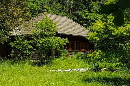 Idyllisches Häuschen in der fränkischen Schweiz
