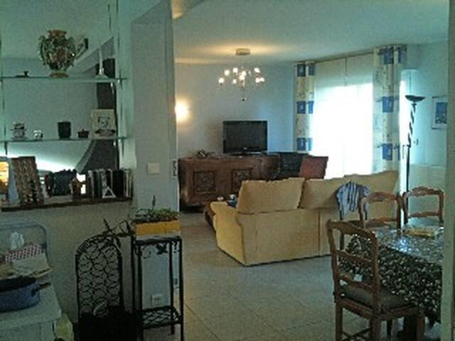 Belle maison,50m de la grande plage - Gâvres - Casa