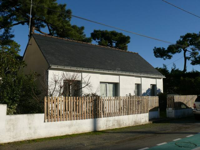 Little House by the sea - La Baule-Escoublac - Casa