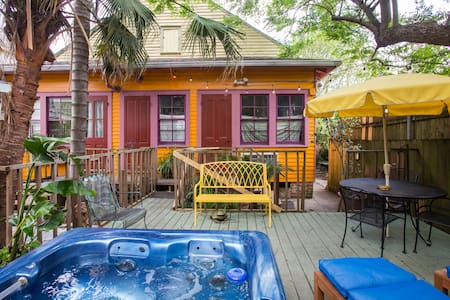 Porch Suite, steps from Frenchman! - Nueva Orleans