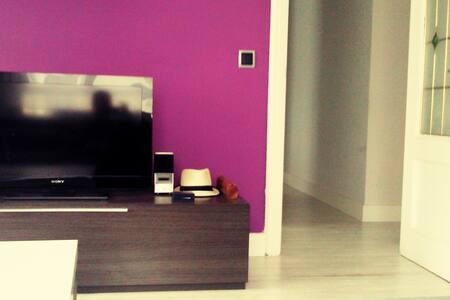 Luminoso apartamento reformado - Logroño