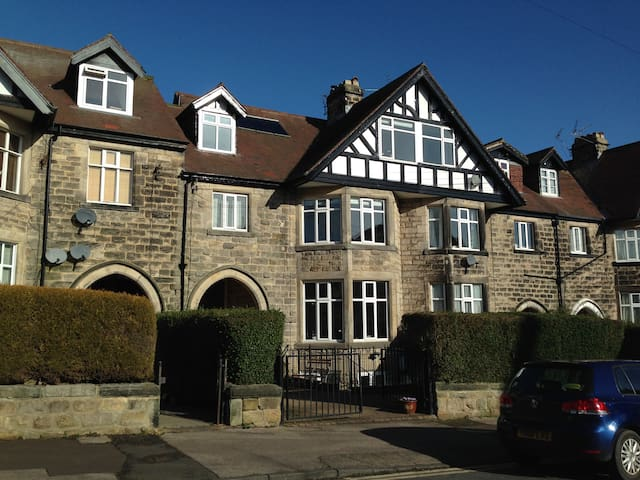 Self-contained flat for one guest - Harrogate - Apartemen