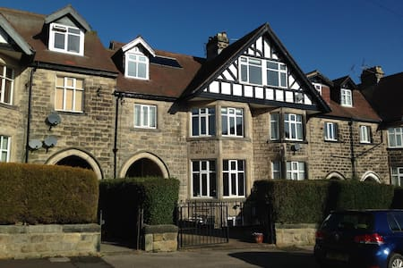 Self-contained flat for one guest - Harrogate - Appartement