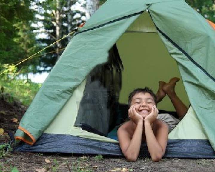 Notre camping à la ferme 2