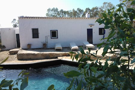 Traditional Formentera finca with own pool. - Sant Ferran de Ses Roques - House