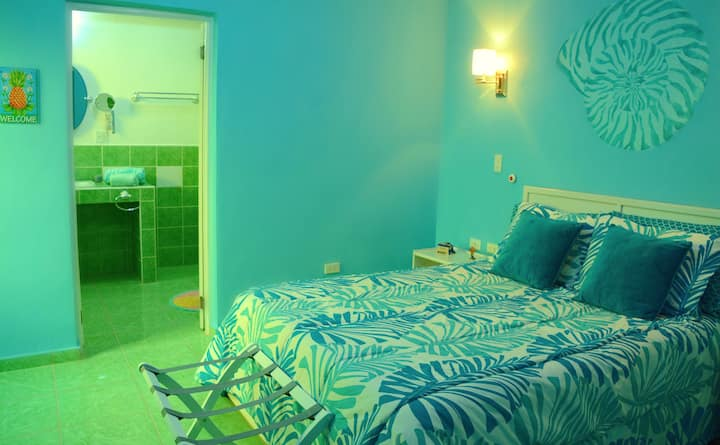 Tropical Dream. Charming. w/BKFST+ WiFi & Netflix.