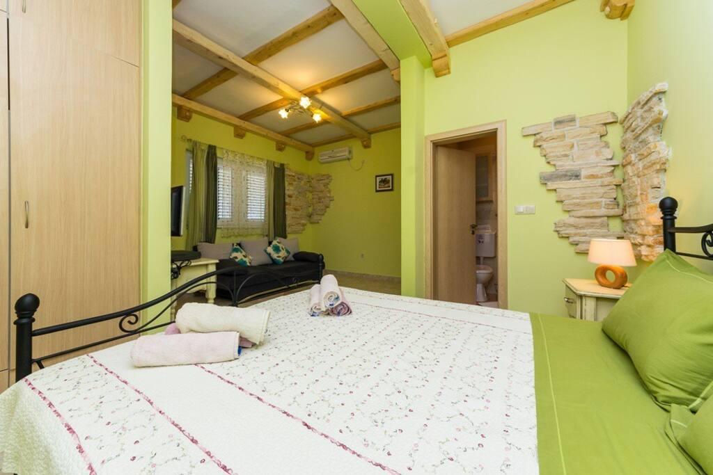 Apartment am meer 4 maisons louer zadar comitat for Apartments maison am olivaer platz