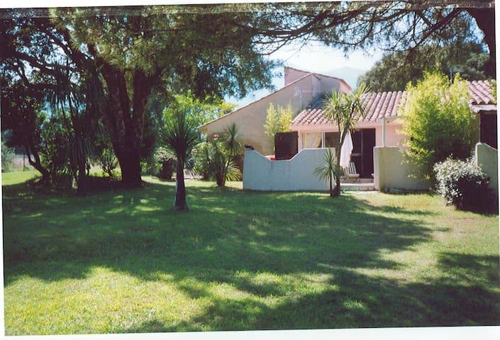 plage ,piscine,calme , beau logemen - Cervione - House