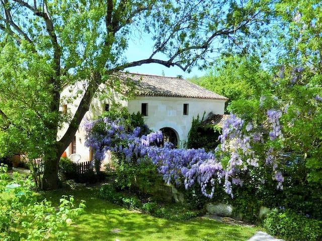 gite de charme en bord de Charente - Mosnac - House