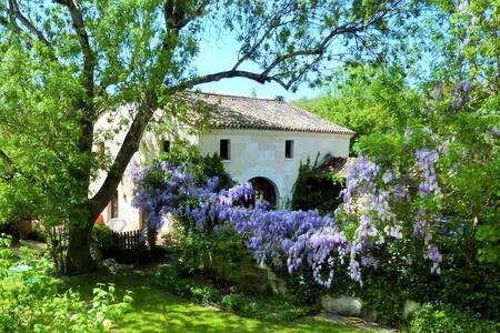 gite de charme en bord de Charente - Ev