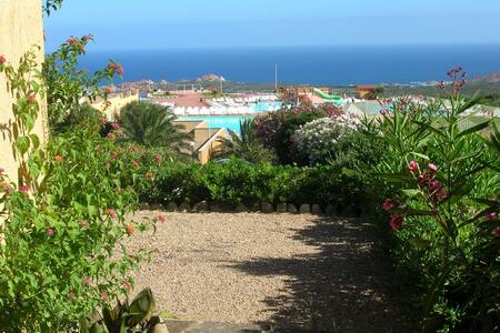 Residence Isola Rossa 2 persone - Paduledda - Huoneisto