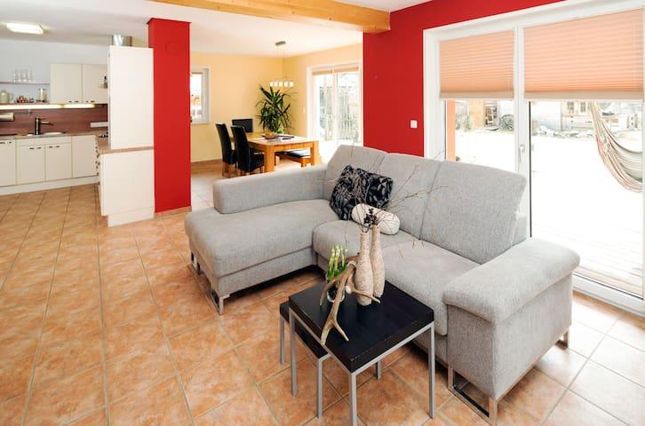 """Ferienwohnung """"HIRSCHERL""""  - Steyrling - Apartment"""